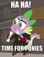HaHa Time for Ponies by TranquilMind