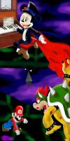 The Final Battle by chiby-furry