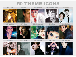 Gaspard Ulliel Icons. by Stephnee