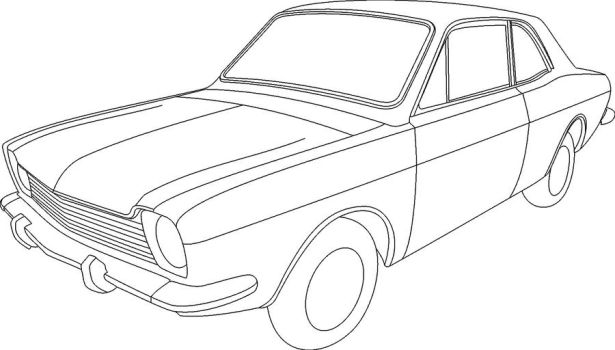 Ford Corcel Trace by MasterThizzy