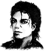 MJ Microsoft Paint by pandaeyes105