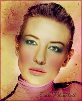 Colorization: Cate by lycheese