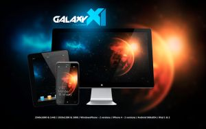 Galaxy XI Wallpaper by Martz90