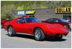 A Sharp Red 1976 Corvette by TheMan268