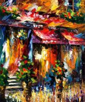 PARISS- MY NEW OIL PAINTING by Leonidafremov