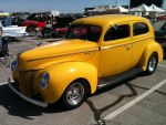 40's Yellow Ford by Perceptor
