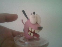 Courage the cowardly dog 2 by ClayBender
