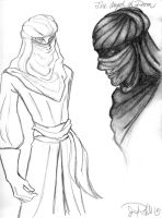 Erik in Persia by depplosion