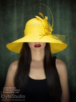 Boring Sidney Hats 3 (yellow) by ByteStudio