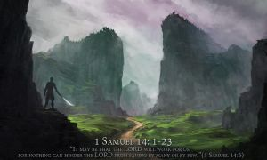 1 Samuel 14 by jbrown67