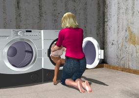 Laundry 5 by barryjames