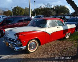 1955 Ford Fairlane Victoria by bullethead321