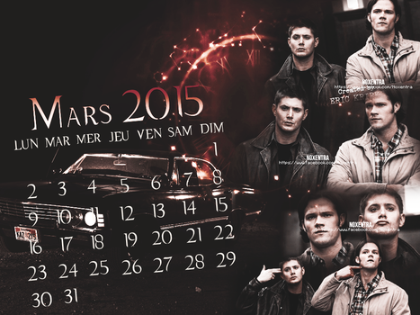 March 2015  Supernatural by N0xentra