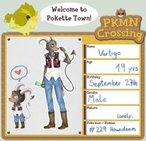 Pkmn-Crossing Application by Saki-Chin