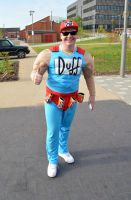 Stoke-Con-Trent 2014 (10) Duffman by masimage