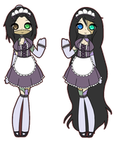 Custom: Maids by Acetylace-Adopts