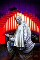 Abominable Dr. Phibes by Scott Jackson by monstermangraphics