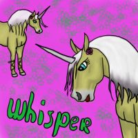 whisper by surpricelover