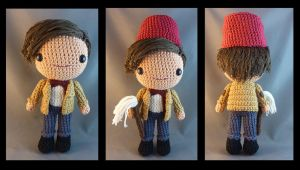 The Raggedy Doctor by krowzivitch