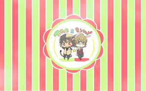 Tiger And Bunny Wall 2 - 1280 by bystrawbrry