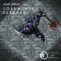 Death Knight Series - Lord Monduiz Dephaar by Cisticola
