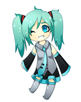 Togo is going to cosplay as Miku! by togo-o
