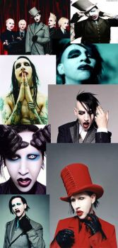 Marilyn Manson by hardflip01