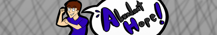 AbundantHope YouTube Banner by Shaderovi