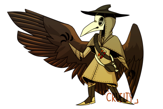 Plague Doctor v.2 by crue-lty