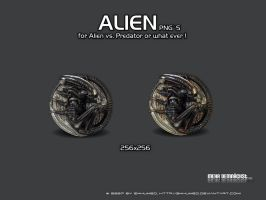 Alien by 3xhumed