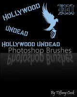 Hollywood Undead Brush Set by tiffanycook