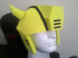 HelmHats: G1 Bumblebee by Laserbot