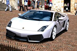 Lamborghini Gallardo by whendt