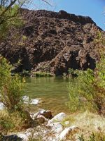 Colorado River in Grand Canyon by Synaptica