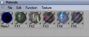 Materials For Your FX by S-ixto