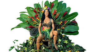 Katy-Perry-Roar PNG by vaneacosta17