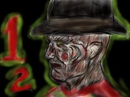 1 2 Freddy is coming for you by gonegonetheformofman
