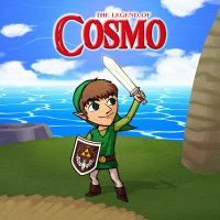 The Legend of Cosmo by Jiggeh