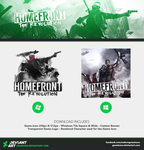 Homefront: The Revolution - Icon + Media by Crussong