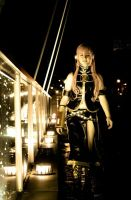 CTcon Luka - night photoshoot4 by TheCosplayVlogger