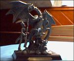dragon sculpture 25 by DraveDragonheart
