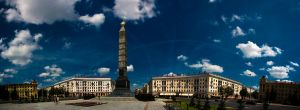minsk, victory place by moitisse