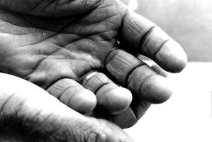 the hands of a man by orpheus01