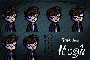 Horror RPG - Patches - Hugh Concept by Grismalice