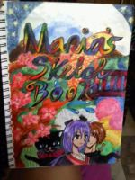 Cover of my Sketch Book by InaSaori