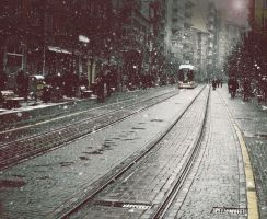 .: winter story :. by hayal25