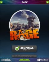 Rage Game Icon by tRiBaLmArKiNgS