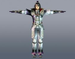 Sima Shi [Dynasty Warrior 6] by Goreface13