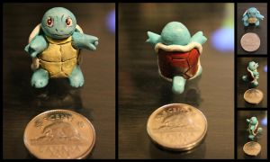 #007 Squirtle by cheese-puff82
