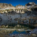 the moutains upon the lake by rdalpes